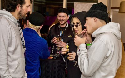 Inside the 2019 SuperBam Party at Playlist Live